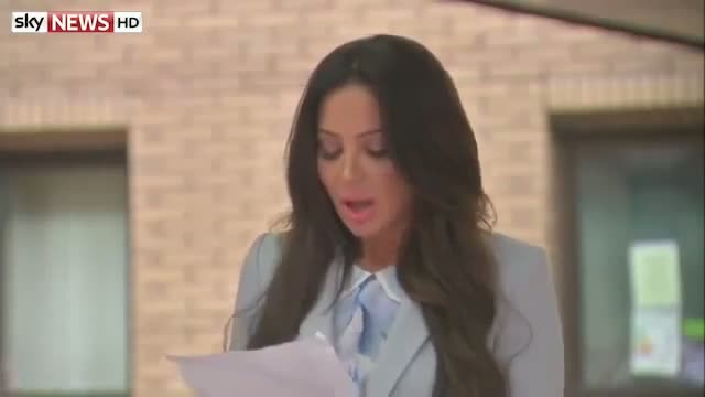 Tulisa Trial Collapses - Tulisa Slams 'Wicked' Sun Newpaper Following Collapse of Trial