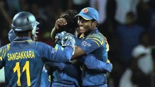 Tillakaratne Dilshan gets 3 wickets.. superb all-round performance (SL vs SA 2nd ODI 2014)