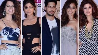 Vogue Beauty Awards 2014 | Parineeti Chopra, Kangana Ranaut, Kajol,