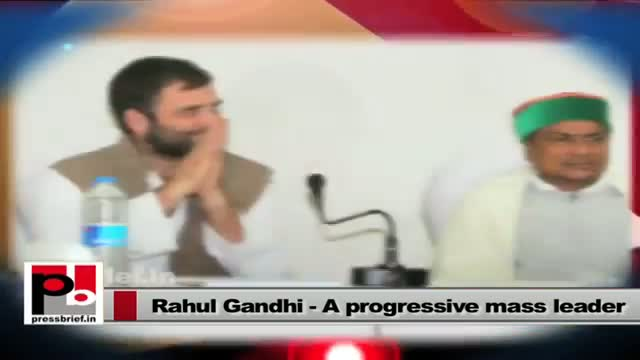 Rahul Gandhi - people's favourite who always fights for their genuine rights