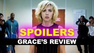 Lucy 2014 Movie Review - SPOILERS : Beyond The Trailer