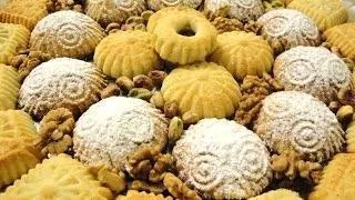 Eid cookies (Maamoul) Recipe - Eid Special Food - Eid Mubarak