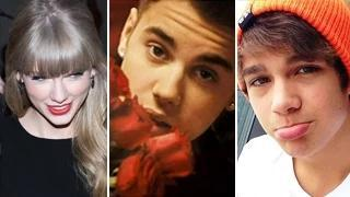 Justin Bieber, Taylor Swift, Austin Mahone & Others – Celebrities Who Did Some Crazy Stuff For Love