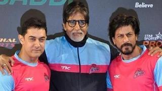 Bollywood Celebs At Pro Kabaddi League
