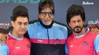 Bollywood Celebs At Pro Kabaddi League