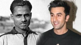 Ranbir Kapoor In A Biopic On Hockey Star Dhyan Chand