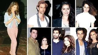 Priyanka Chopra 32nd BIRTHDAY BASH: Hrithik Roshan, Shraddha Kapoor, Kangana ATTEND