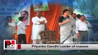Priyanka Gandhi Vadra - star Congress campaigner, a leader with innovative ideas