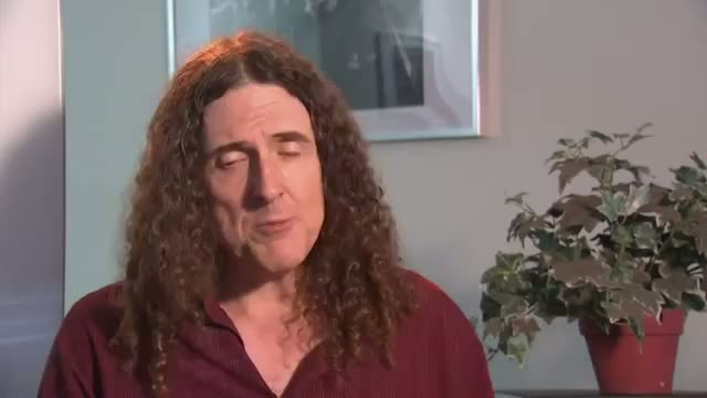 'Weird Al' Embraces the Twitterverse
