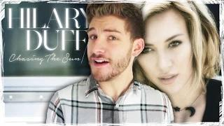 """Hilary Duff """"Chasing The Sun"""" Music Video (Review)"""