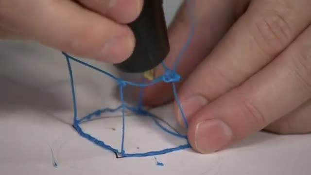 3Doodler Bring 3-D Printing to Your Hand