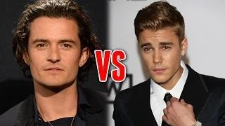 Justin Bieber & Orlando Bloom Fight Over Selena Gomez or Miranda Kerr?