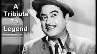 Best Of Kishore Kumar - A Tribute on Kishore Kumar's 85th BirthDay