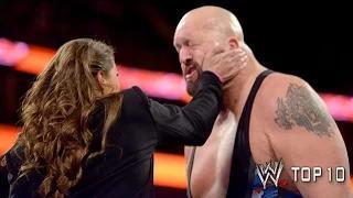 Slap-a-thon: WWE Top 10