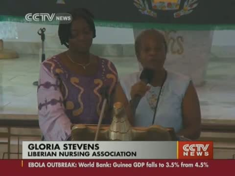 Ebola virus outbreak in West Africa