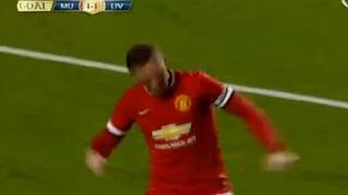 Wayne Rooney Goal Manchester United vs Liverpool 3-1 - International Champions Cup 2014