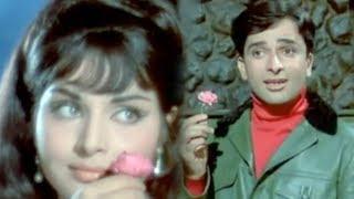 Khilte Hain Gul Yahan - Kishore Kumar - Sharmilee - Shashi Kapoor & Rakhee [Old is Gold]