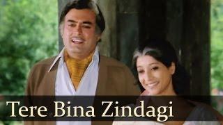 Tere Bina Zindagi Se - Aandhi - Sanjeev Kumar & Suchitra Sen - Old Hindi Songs - R.D.Burman [Old is Gold]