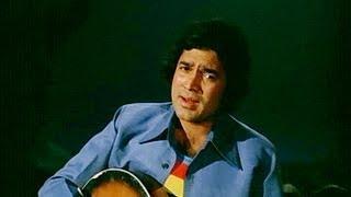 Mere Naina Sawan Bhaadon - Rajesh Khanna - Mehbooba Songs - Kishore Kumar - R.D.Burman [Old is Gold]