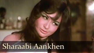 Sharabi Aankhen - Helen - Rakesh Roshan - Madhosh (1974) - Item Song - Asha - R.D.Burman Duets [Old is Gold]