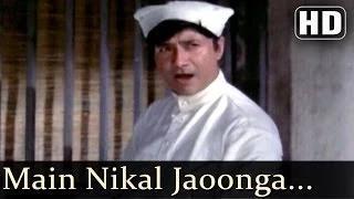 Main Nikal Jaoonga - Dev Anand - Shareef Badmash - Old Hindi Songs - R.D.Burman - Kishore Kumar [Old is Gold]