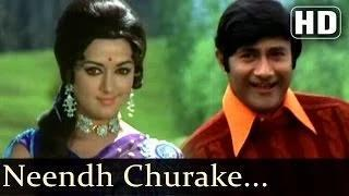 Neend Churake Raaton Mein - Dev Anand - Hema Malini - Shareef Badmash - Old Hindi Songs - R.D.Burman [Old is Gold]