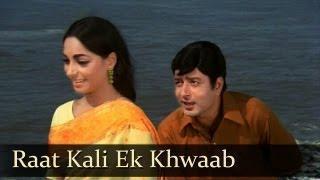 Raat Kali Ek Khwab Mein - Navin Nischol - Buddha Mil Gaya - Kishore Kumar - Hindi Songs - RD Burman [Old is Gold]