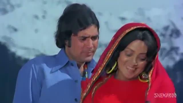 Parbat Ke Peechhe - Hema Malini - Rajesh Khanna - Mehbooba Songs - Lata - Kishore - R.D.Burman [Old is Gold]