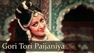 Gori Tori Paijaniya - Hema Malini - Rajesh Khanna - Mehbooba Movie Songs - Manna Dey - R.D.Burman [Old is Gold]