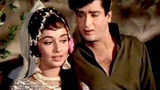 Is Rang Badalti Duniya Mein - Rajkumar (1964) Shammi Kapoor, Mohammed Rafi