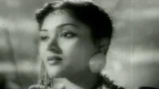 Man Dole Mere Tan Dole - Lata Mangeshkar, Vaijayanti Mala, Nagin (1954) - Old is Gold