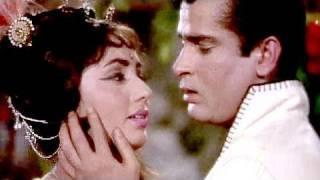 Tumne Pukara Aur Hum Chale Aaye - Shammi Kapoor, Sadhna, Rajkumar (1964) - Old is Gold