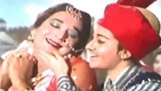 Kajra Mohabbat Wala - Kismat (1968) Shamshad Begum, Asha, Babita [Old is Gold]