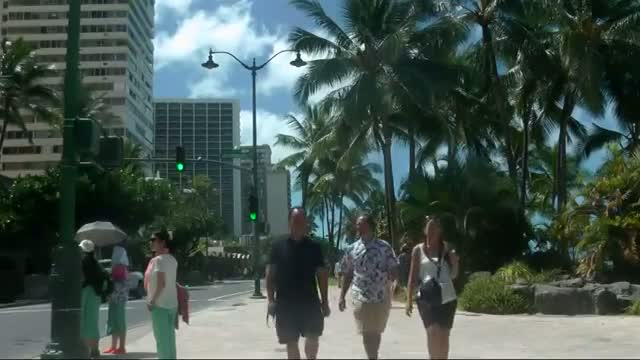 Tourist: Hawaii Weather Threat 'a Little Scary
