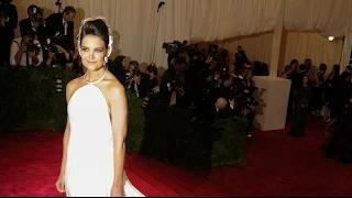 Katie Holmes Dismisses Tom Cruise Question