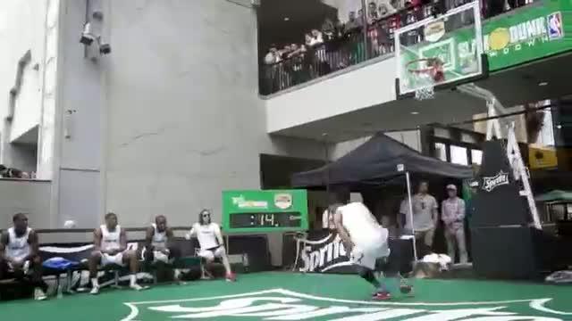NBA: Sprite Slam Dunk Showdown 2014: Los Angeles