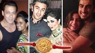 Bollywood Hot SIBLINGS - Raksha Bandhan SPECIAL | Salman Khan, Sonam Kapoor, Ranbir Kapoor
