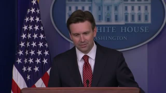 White House: 'No US Military Solutions' in Iraq