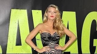 Blake Lively's Comeback for Martha Stewart
