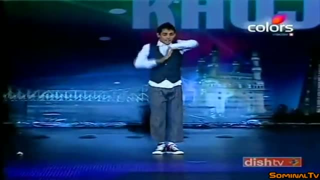 Harihar Dash Amazing Dance Performance at India's Got Talent Khoj 2