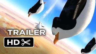 The Penguins of Madagascar Official Trailer #2 (2014) Benedict Cumberbatch Movie HD