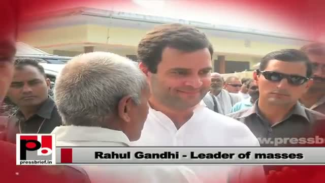 Rahul Gandhi: Communal conflicts prevent people from uniting to fight the true enemy like poverty