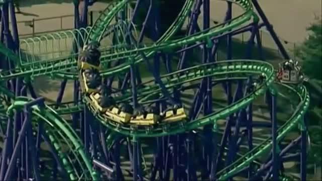 Riders Wait 5 Hours on Stuck Coaster