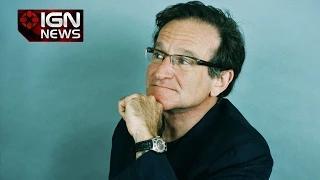 Robin Williams Found Dead at Age 63