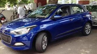 New Hyundai i20 Elite Of Next-Gen Appears In Spy-Shots