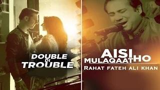 Exclusive | Aisi Mulaqaat Ho | Rahat Fateh Ali Khan | Double Di Trouble | Dharmendra | Gippy Grewal