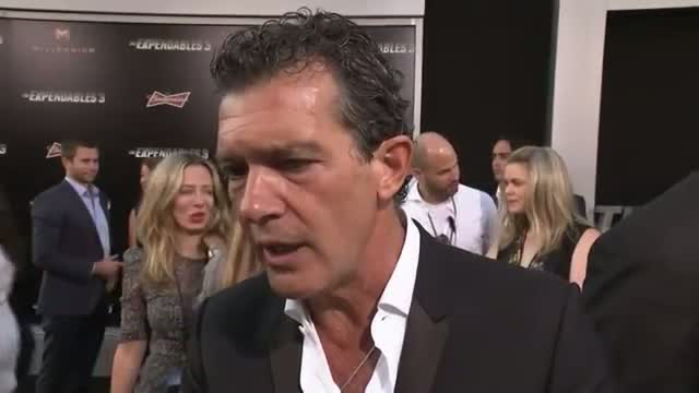 'Expendables 3' Stars Pay Tribute to Williams