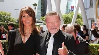 Robin Williams' Wife and Kids React to His Suicide