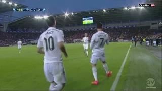 Cristiano Ronaldo Goal - Real Madrid vs Sevilla 2-0 Uefa Supercup 2014