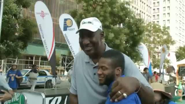 NBA: On The Road With Chocolate Thunder, Episode 5: The Big Apple